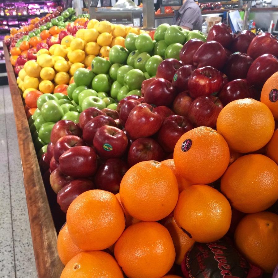 Fresh produce from @hawthornegarage